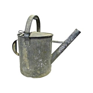 Rustic French Water Bucket For Sale