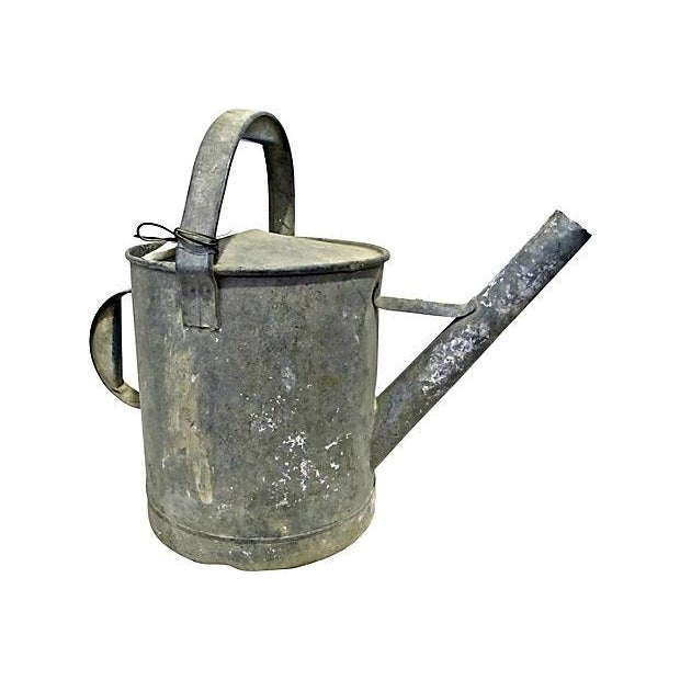 Rustic French Water Bucket - Image 1 of 3