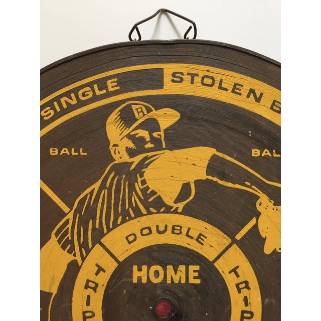 Vintage Regent Dart Board For Sale - Image 6 of 8