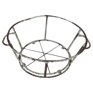 French Bakery Basket For Sale