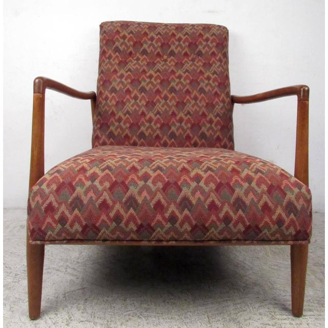Adrian Pearsall Mid-Century Modern Lounge Chair in the Style of Adrian Pearsall For Sale - Image 4 of 7