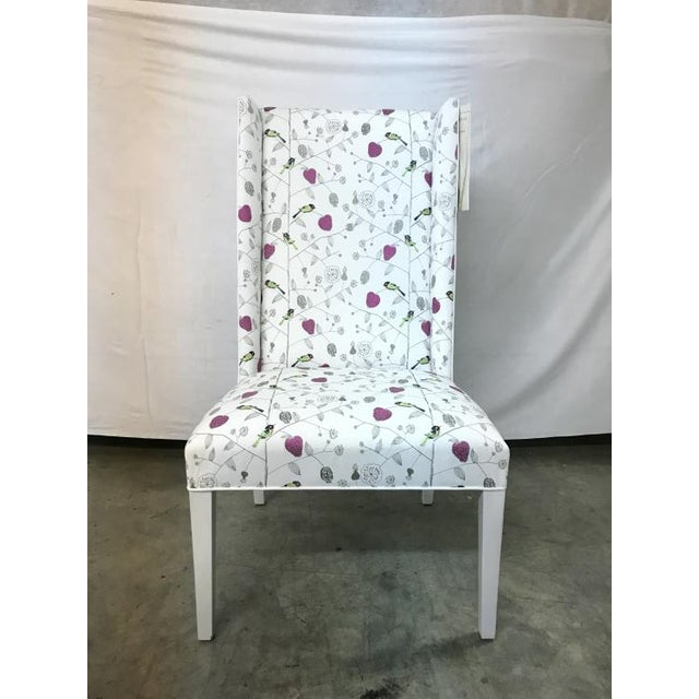 Highland House Highland House Penelope Dining Chair For Sale - Image 4 of 4