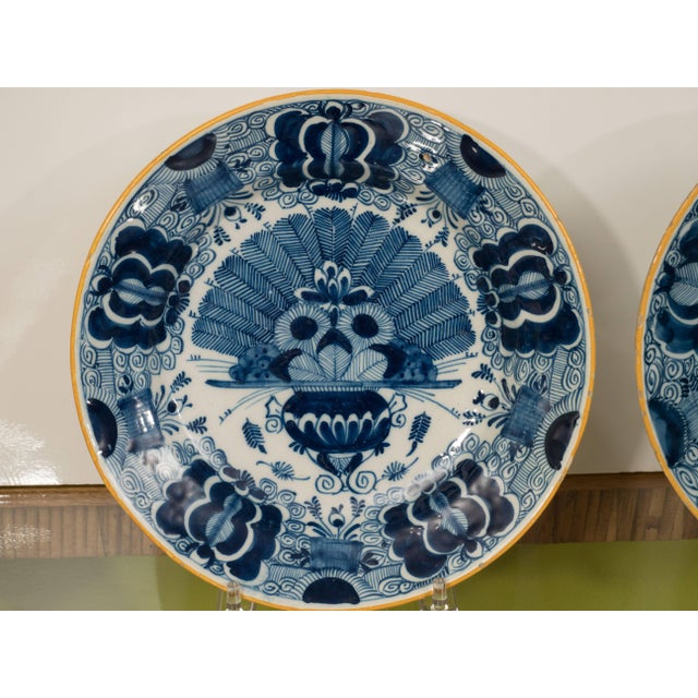 Peacock Plate For Sale In New York - Image 6 of 11