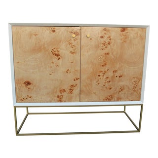 Modern Mid-Century Style Cabinet For Sale