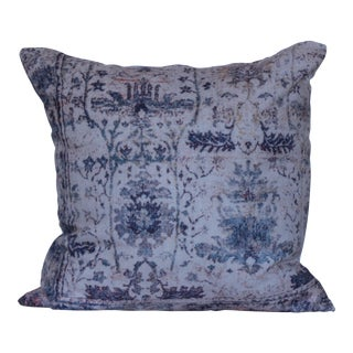 Vintage Turkish Print Pillow Cover-18''