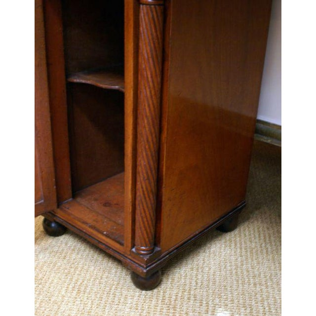 Hollywood Regency 19th Century Regency Period Mahogany & Rosewood Sideboard For Sale - Image 3 of 5
