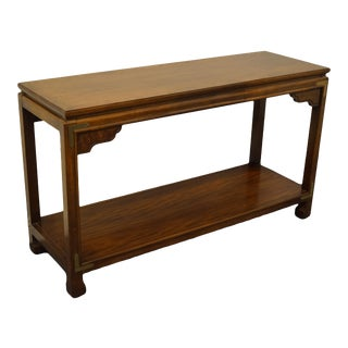 Thomasville Furniture Tokaido Collection Asian Oriental Sofa Table For Sale
