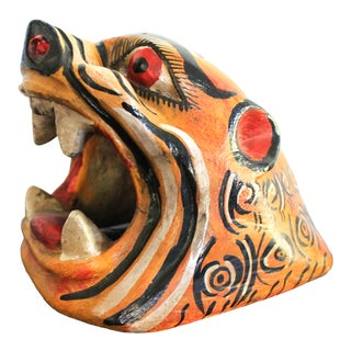 Carved Wood Animal Decor For Sale