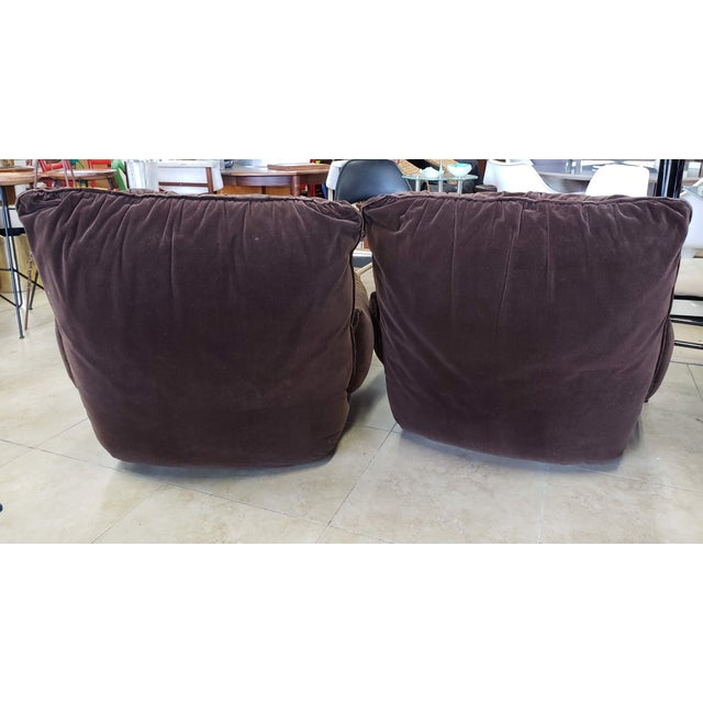 Mid-Century Modern Vintage Airborne SIde Chairs -A Pair For Sale - Image 3 of 11