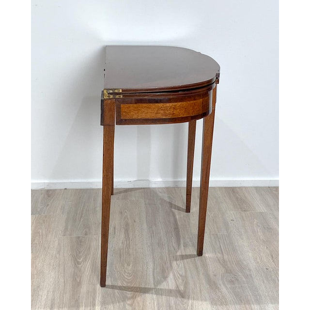 Sheraton 19th Century American Game Table For Sale - Image 4 of 10