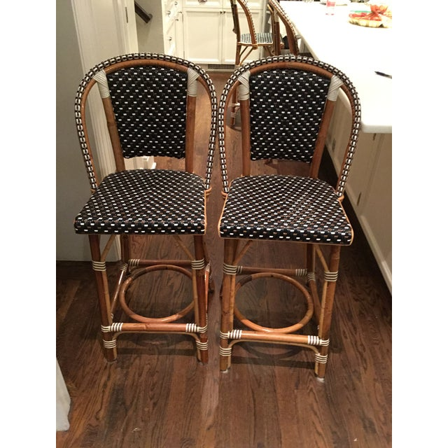 French Tabouret Counter Stools - Set of 4 - Image 5 of 5