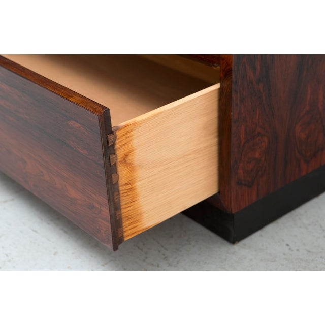 Harvey Probber Rosewood Dresser - Image 7 of 10