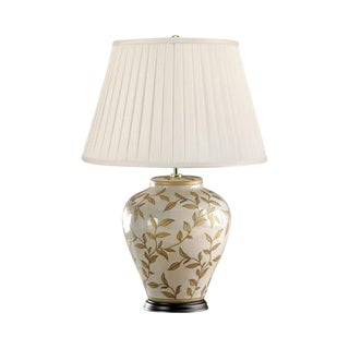 Chinese Style Lamp With Shade For Sale
