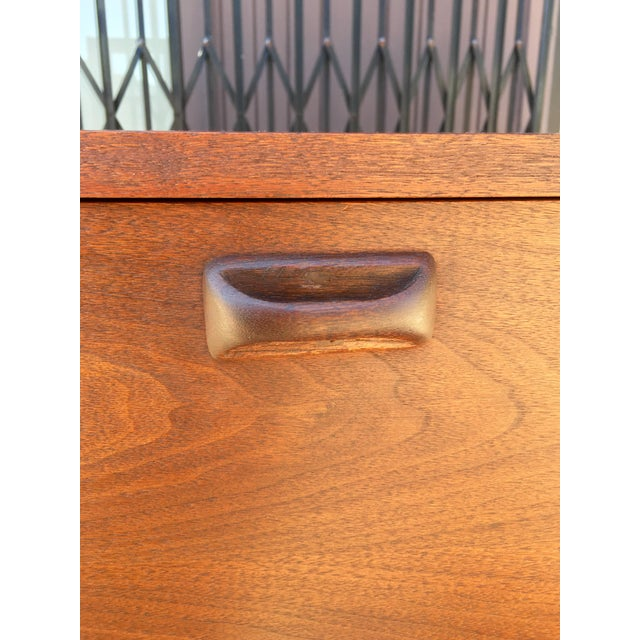 Horner Manufacturing Mid Century Wall Unit - Image 8 of 10