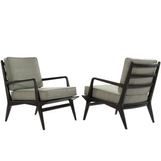 Carlo DI Carli Lounge Chairs for M. Singer & Sons, 1950s For Sale