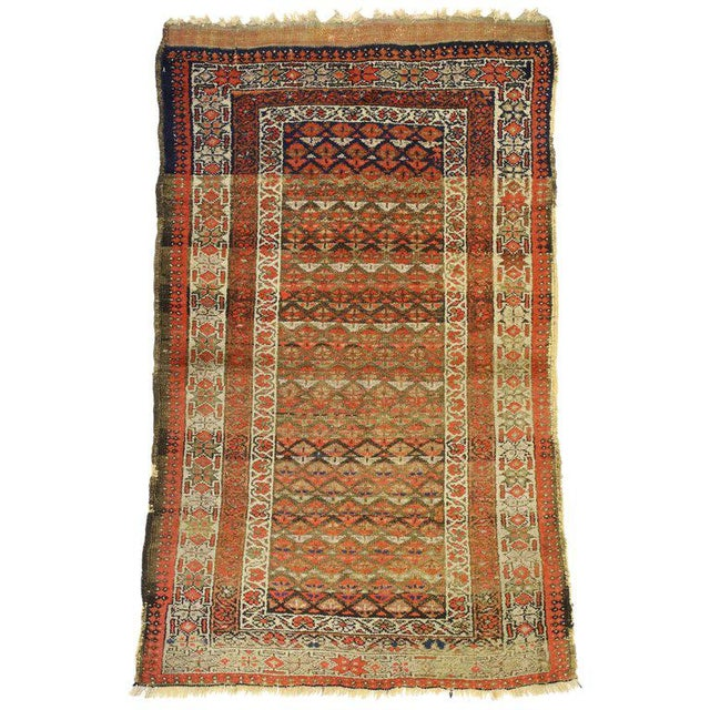 20th Century Persian Sarab Rug - 3′8″ × 6′1″ For Sale In Dallas - Image 6 of 6