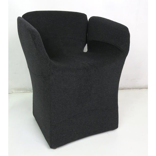 """Moroso Set of Eight """"Bloomy"""" Dining Chairs by Patricia Urquiola for Moroso For Sale - Image 4 of 6"""