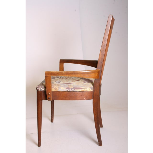 Mid Century Modern Broyhill Brasilia Dining Chairs - A Pair - Image 7 of 11