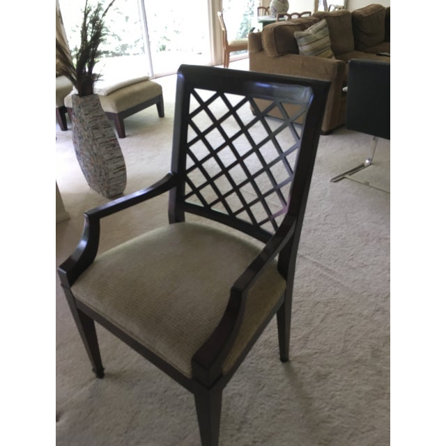 Brown Bernhardt Traditional Dining Set For Sale - Image 8 of 13