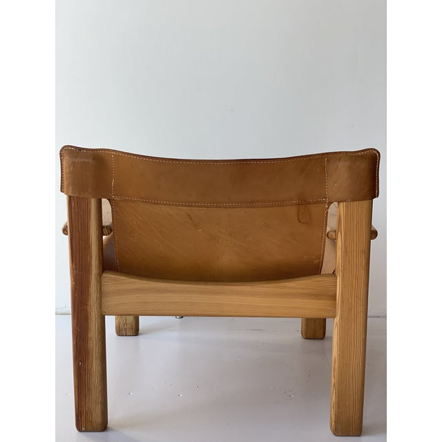 1970s 1970s Vintage Ikea Karin Mobring Natura Chair For Sale - Image 5 of 7