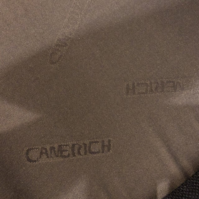 Linen Camerich Lazy Time Small Sofa From the Alchemy Collection For Sale - Image 7 of 9
