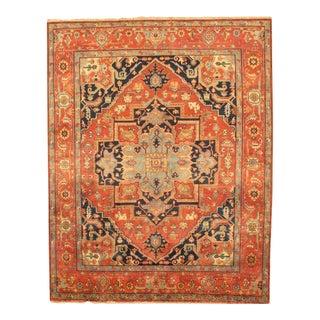"""Pasargad Serapi Wool Area Rug - 10' X 13' 9"""""""