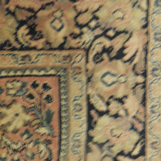 Antique persian sarouk rug 6 39 3 x 8 39 6 chairish - Wonderful persian living room designs buying tips for the rug ...