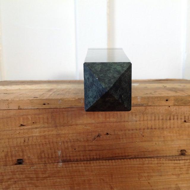 Green Marble Obelisk - Image 6 of 10