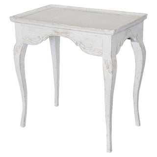 Late 18th Century Antique Swedish Gustavian Baroque Table