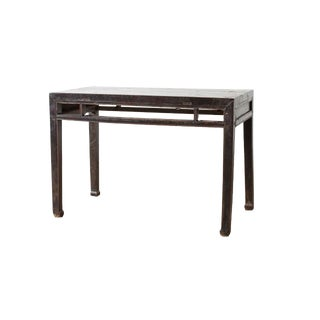 Chinese Style Console Table For Sale