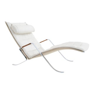 "Joergen Kastholm & Preben Fabricius, ""Grasshopper"" Lounge Chair, 1968 For Sale"