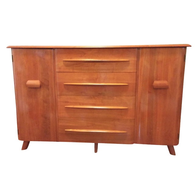 Carl Bissman Danish Modern Credenza For Sale