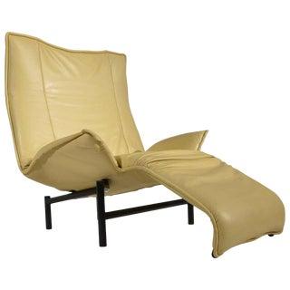 Veranda Lounge Chair by Vico Magistretti for Cassina For Sale