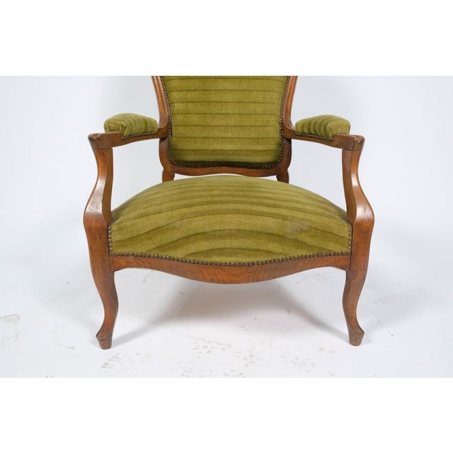 1890's French Rococo-Style Armchair For Sale In Nashville - Image 6 of 13