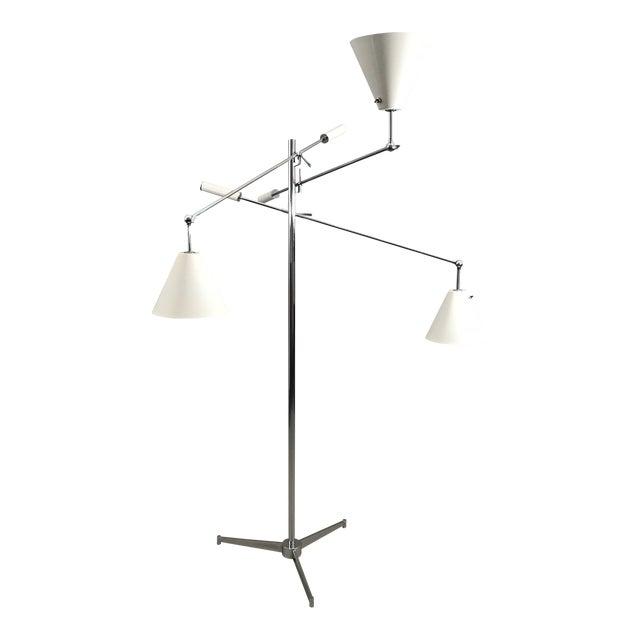 Arredoluce Triennale Lamp For Sale