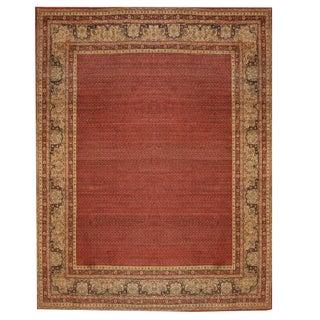 Antique Late 19th Century Turkish Sivas Carpet For Sale