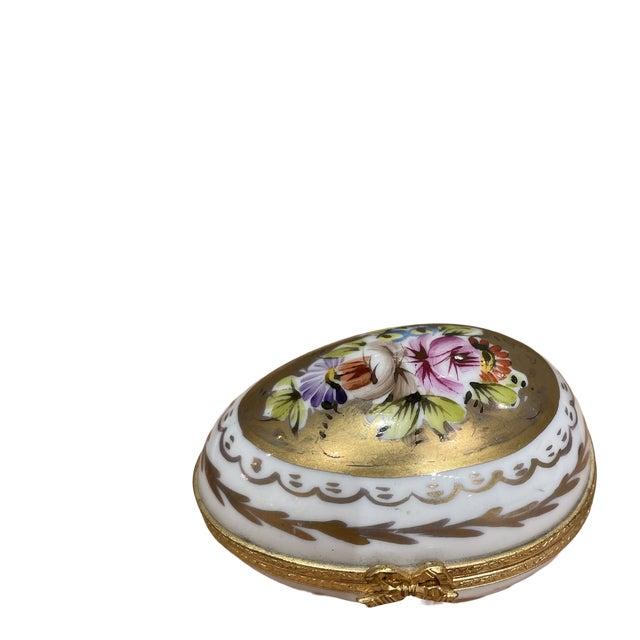 1950s Gout Da Villa Limoge France Box For Sale
