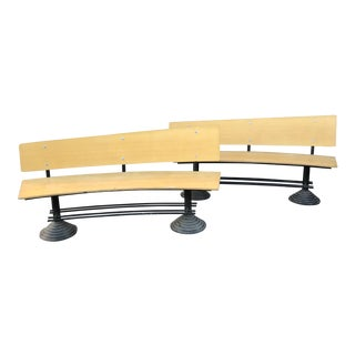 Curved Gym Benches For Sale
