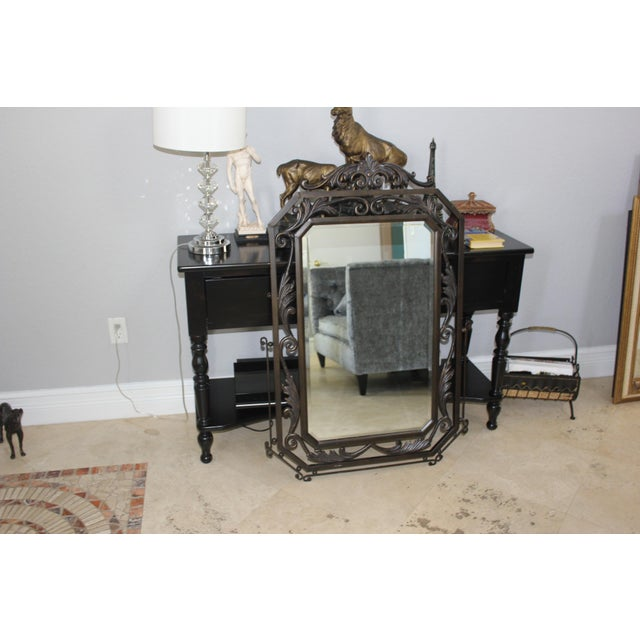 French Art Deco Mirror - Image 8 of 11