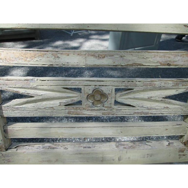 Colonial Bench - Image 3 of 8