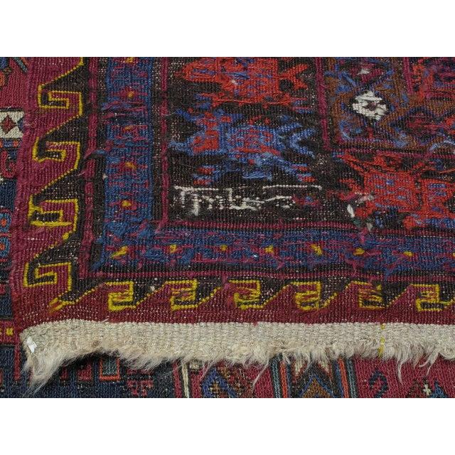 Sumak Carpet For Sale - Image 10 of 10