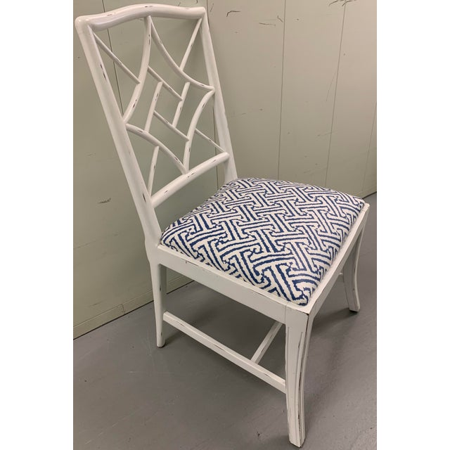 Wood Bungalow 5 Evelyne Side Chair For Sale - Image 7 of 11
