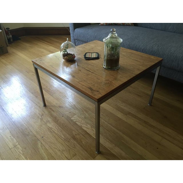 Knoll Square Coffee Table - Image 3 of 7