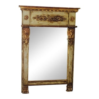 French 19th Century Empire Style Mirror