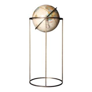 Replogle Globe in the Manner of Paul McCobb, Circa 1955 For Sale