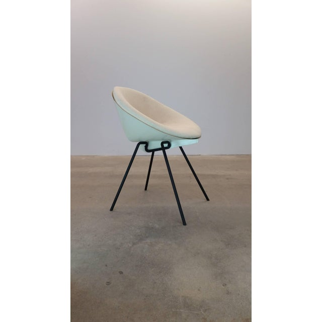 Donald Knorr Chair for Knoll Associates, 1948 'Moma Design Competition Winner' For Sale - Image 5 of 6