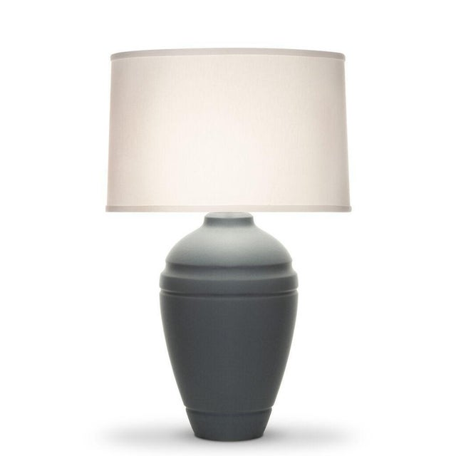 Gray Gray Origin Table Lamp For Sale - Image 8 of 8