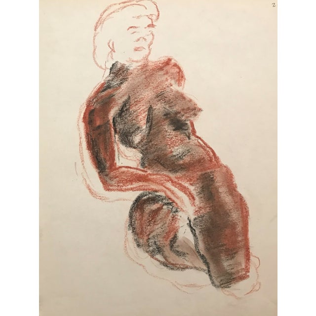 Portrait of a Female Nude For Sale - Image 4 of 4
