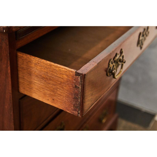 George III Bachelor Chest of Drawers - Image 6 of 8