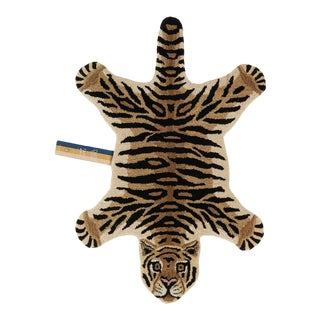 Doing Goods Drowsy Tiger Rug Small For Sale